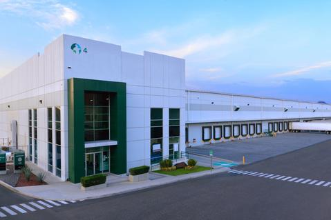 Prologis Park Los Altos, Building 4, Mexico