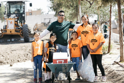 Prologis gives back to the community during Impact Day