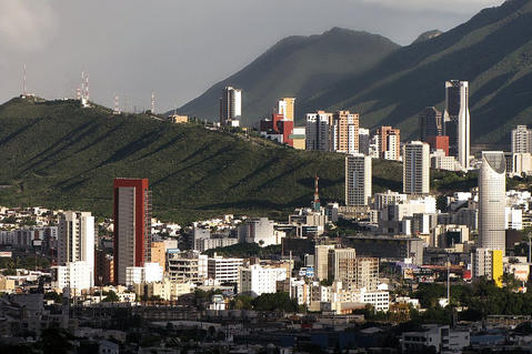 This is a photo of Monterrey, Mexico