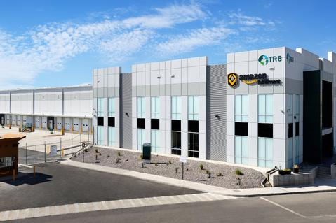 This is a photo of Prologis Park Tres Rios 8