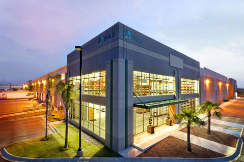 Prologis is a leader in LEED certification