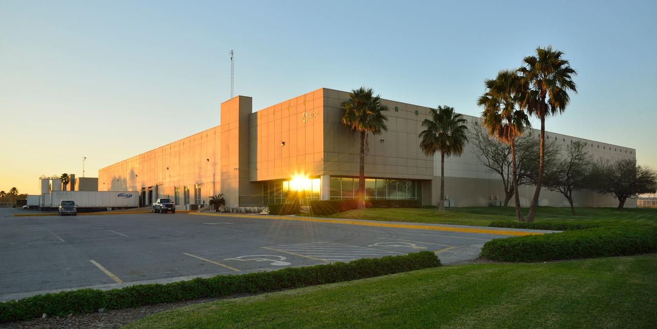 Prologis Reynosa Industrial Center #4, Mexico