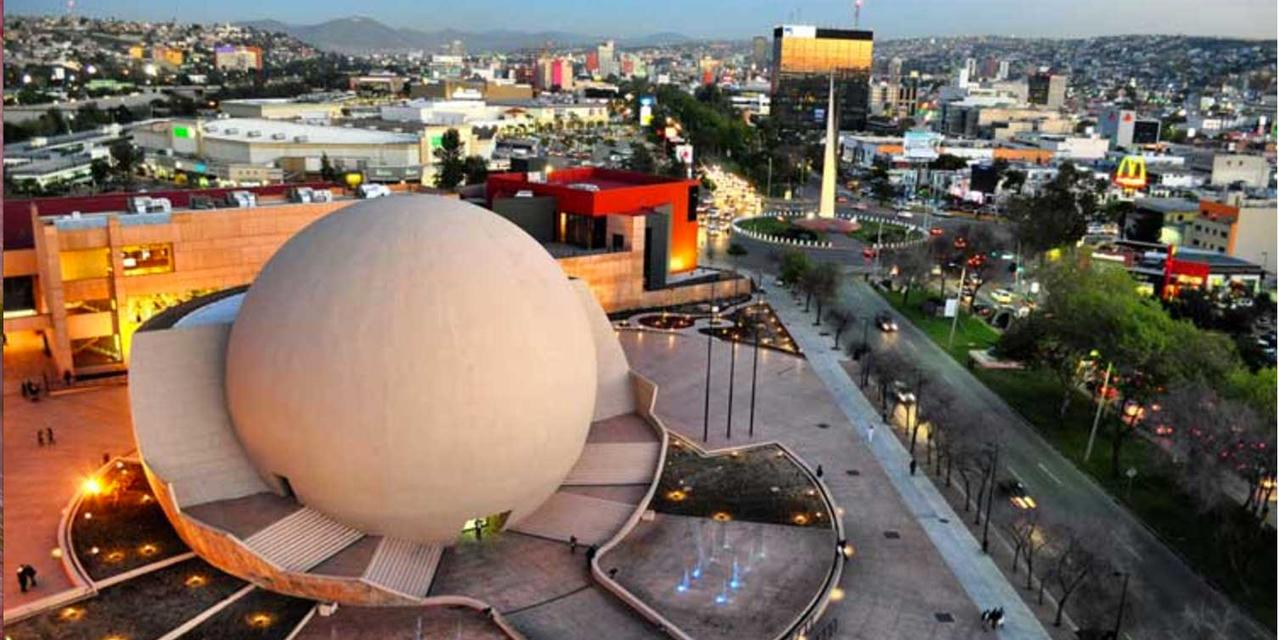 This is a photo of Tijuana, Mexico