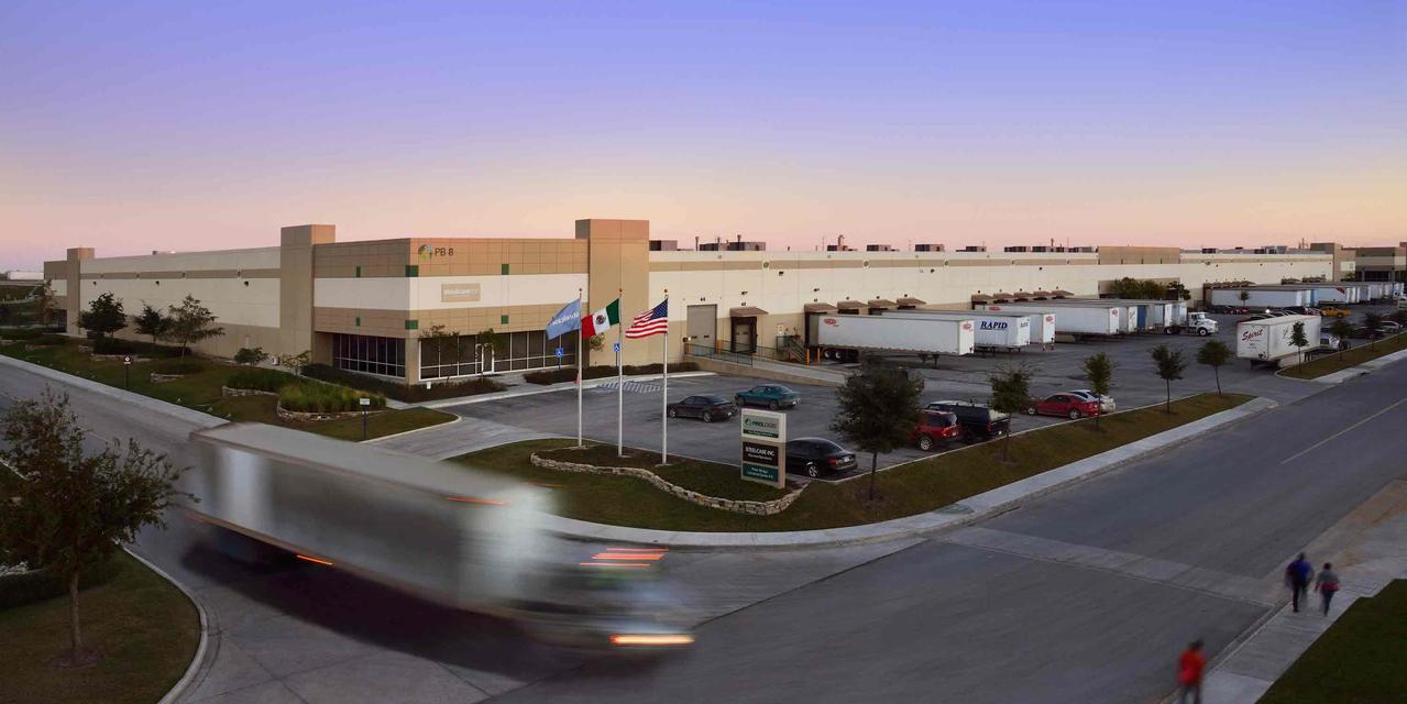 Logistics Warehouse Pharr-Bridge-8